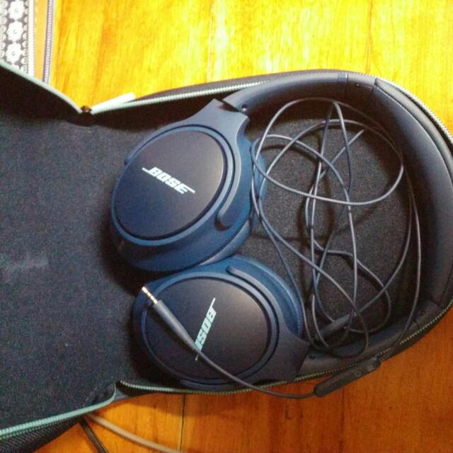 Bose SoundTrue II Over-Ear headphones for Android