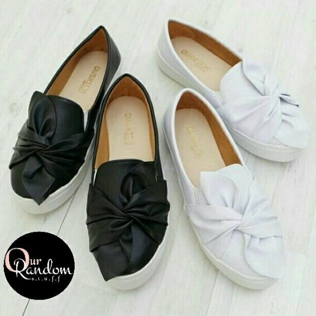 Bowie Ousrich Shoes