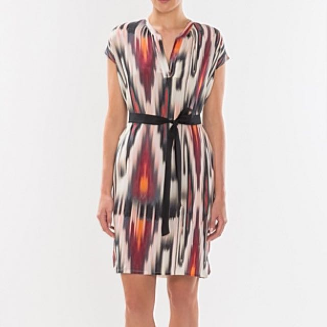 Brand Mew With Tags TRENERY Dress Size 4 Fit 6 Rrp$280