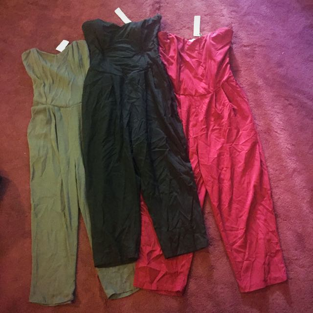 *Reduced* Brand New CostaBlanca Jumpsuits