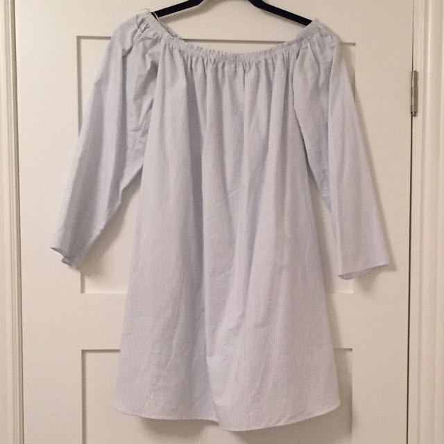 Brand New! Off The Shoulder Tunic