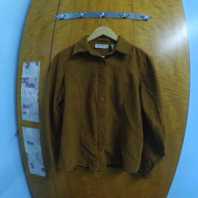 Brown Longsleeves