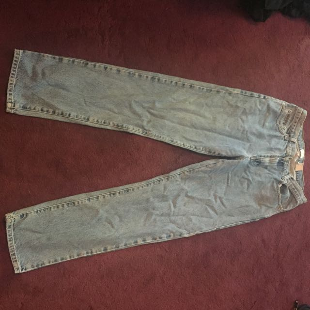 *REDUCED* Calvin Klein High waisted Jeans