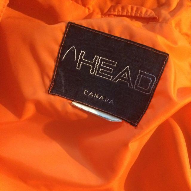 Canada Ahead Jacket