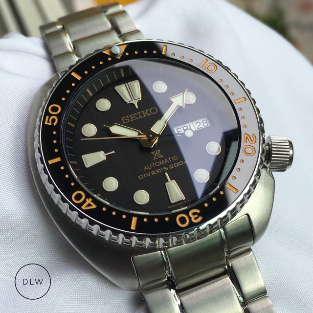 how to used a dive watch bezel