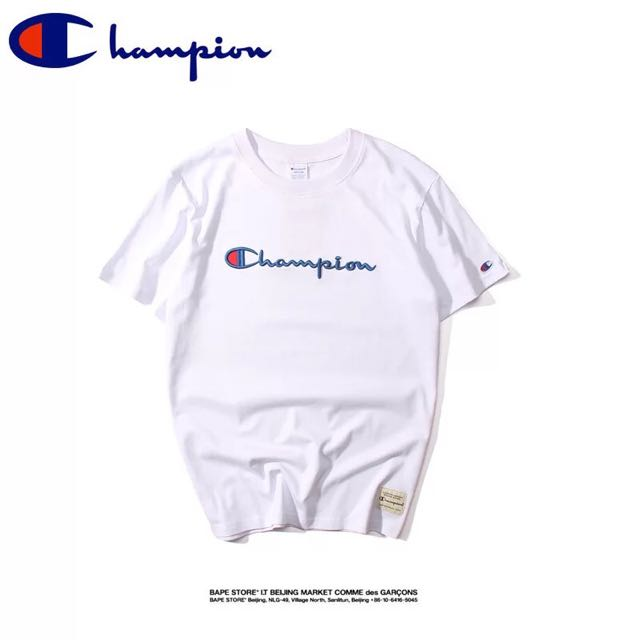 Champin T恤經典款男女