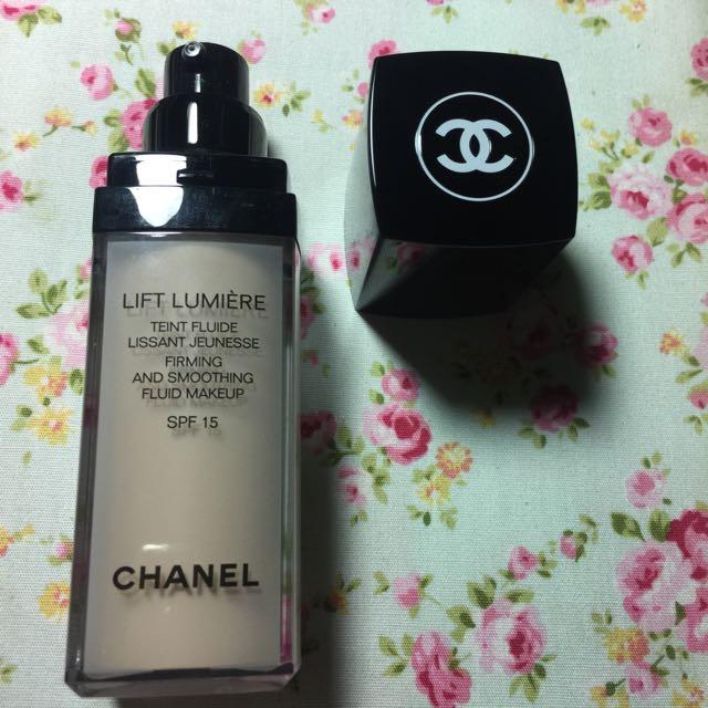 Chanel 香奈兒 緊緻無瑕粉底液#20