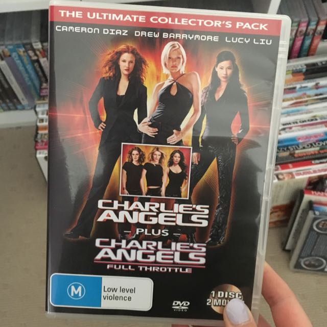 Charlie's Angels Movie Collection