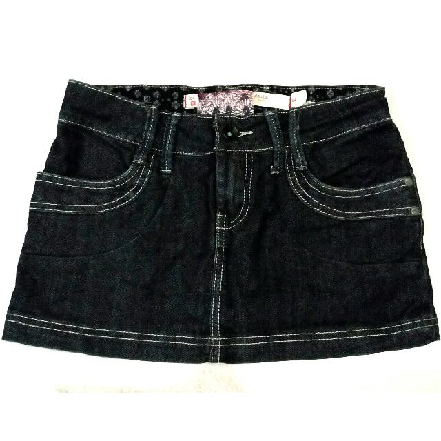 Denim Skirt FLD Recommended