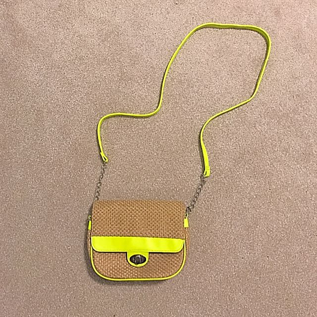 ** REDUCED ** Forever21 Crossbody Purse