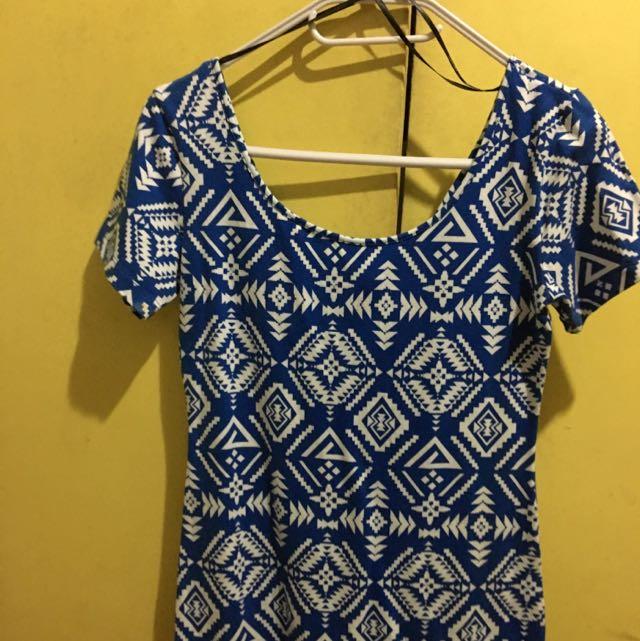 FOREVER 21 Aztec Dress