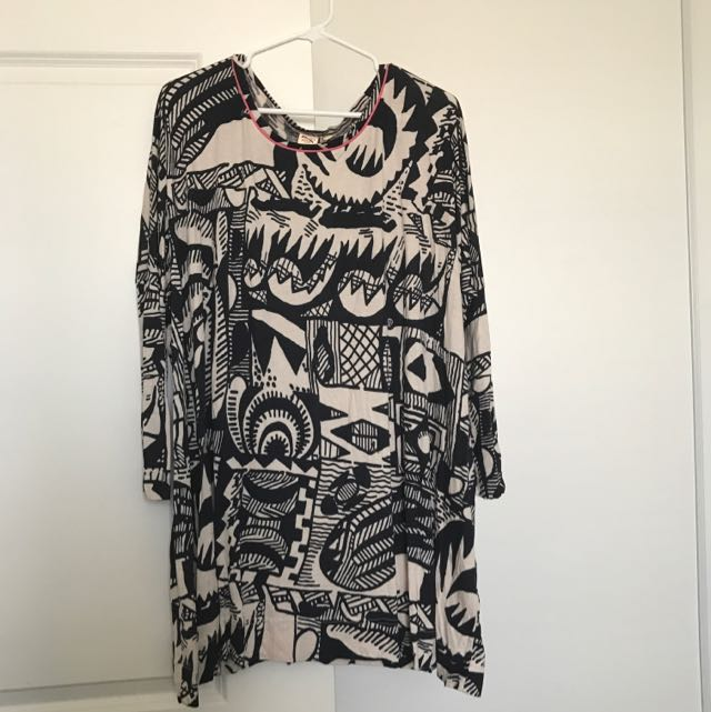 French Connection Oversized Tunic