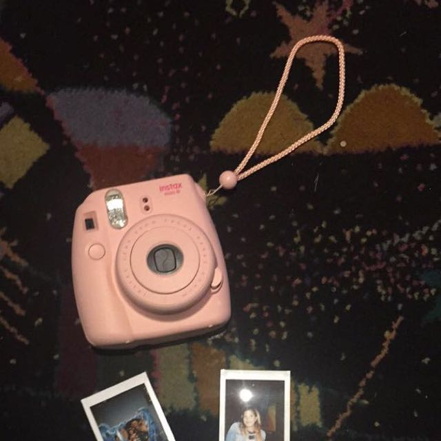 Fujifilm Polaroid Camera **RESERVED**
