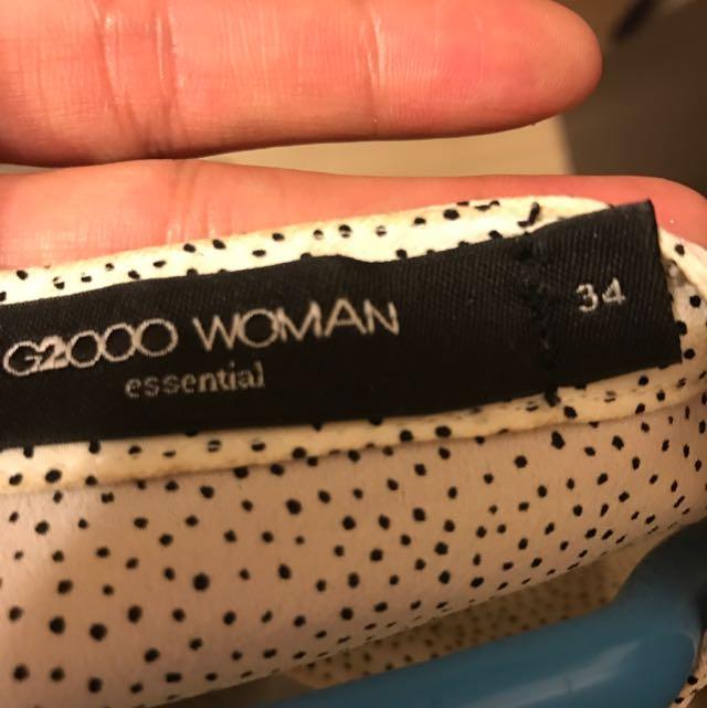 G2000氣質襯衫