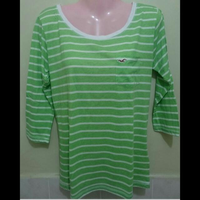 Green Aeropostale Cottony Top