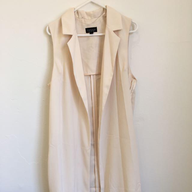 H&M Stylish Long Vest