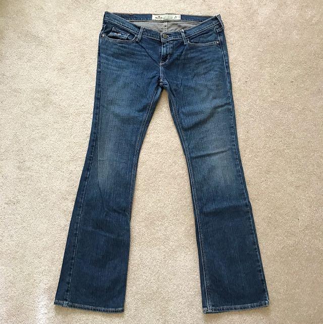 ** REDUCED ** Hollister Denim Jeans