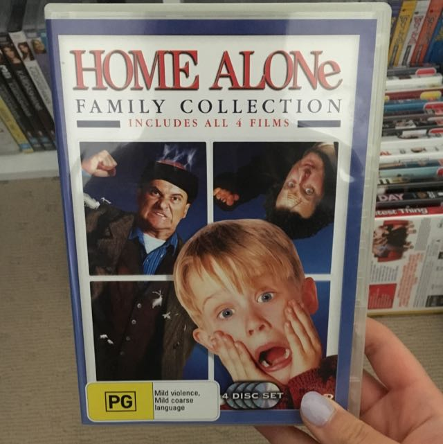 Home Alone Movie Collection