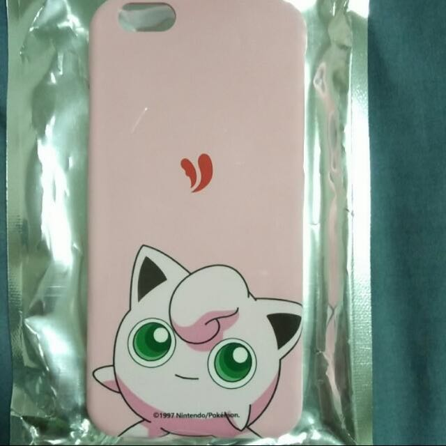 jigglypuff Pokemon Go iphone case