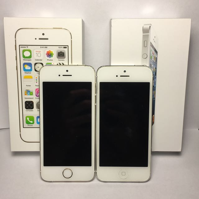 iPhone 5 & 5S