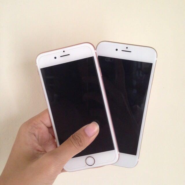 Iphone 6s Dan Elektronik Telepon Seluler Di Carousell
