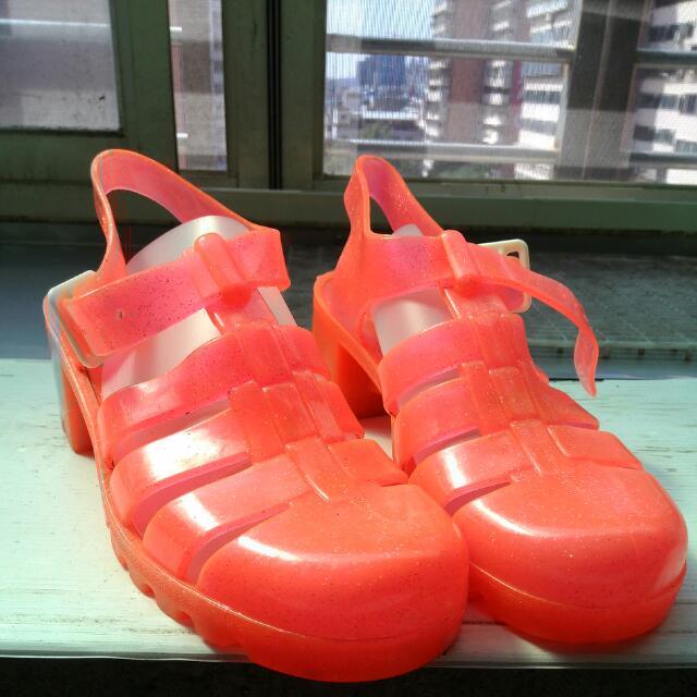 英國Juju果凍涼鞋