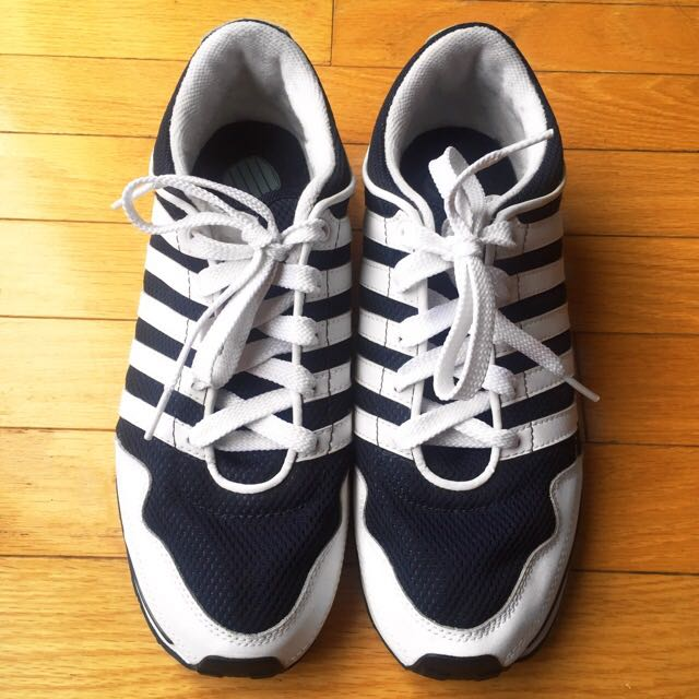 *Reduced from $10 K Swiss K 50 low running shoes