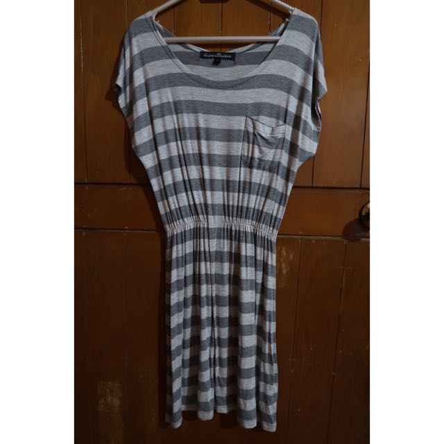 Kamiseta Striped Dress