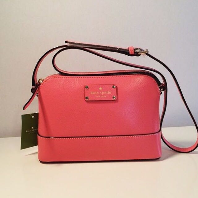 Kate Spade Hanna Wellesley Flamingo