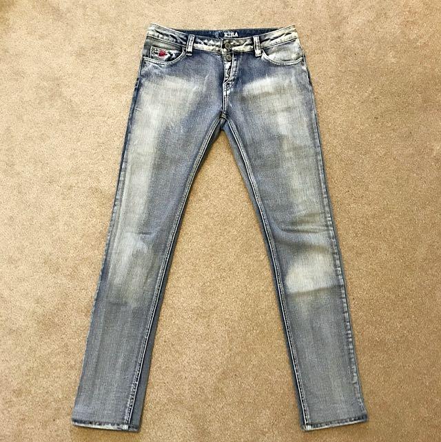 ** REDUCED ** Kira Plastinina Denim Jeans