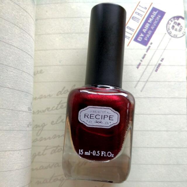 Kutek Beauté Recipe Nail Polish BRN 177