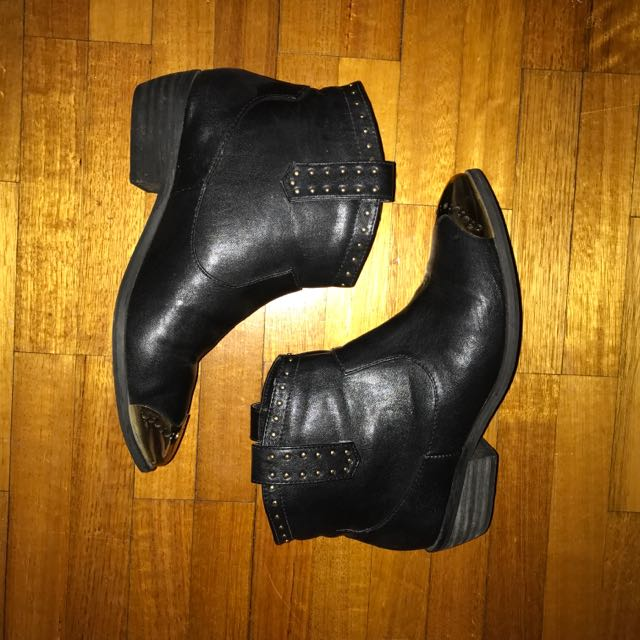 London Rebel Cowgirl Boot