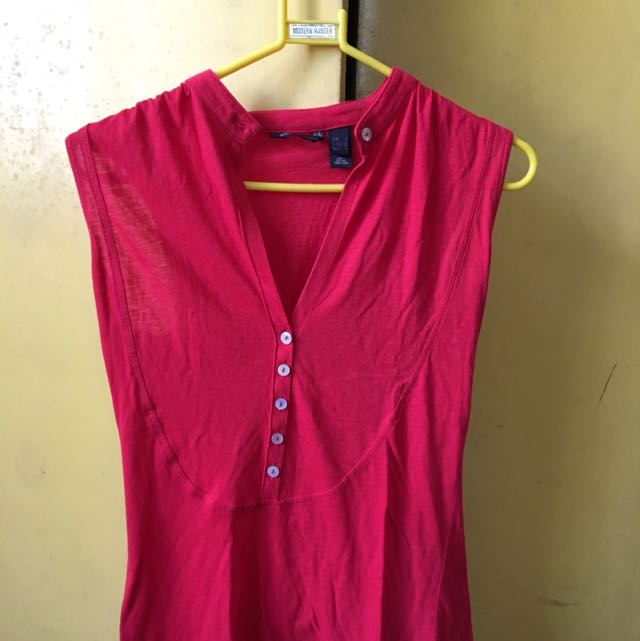 MANGO Red office top