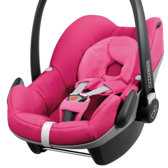 Maxi Cosi Pebble Sweet Pink Car Seat