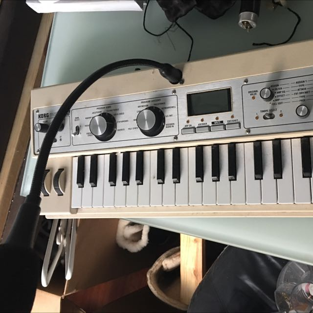 Microkorg XL Limited Beige Edition In Great Overall Condition