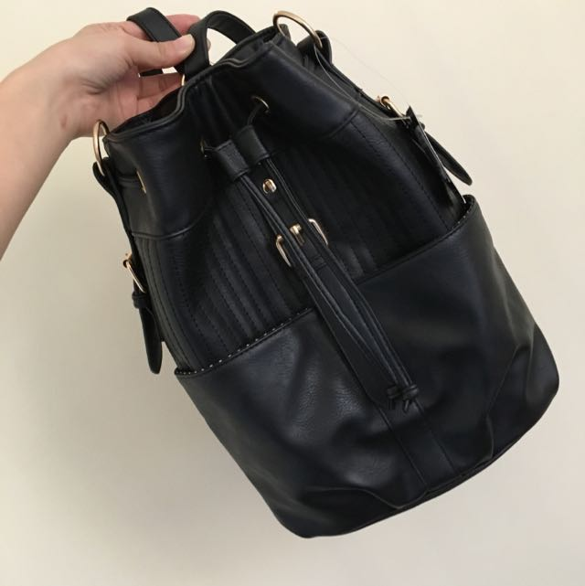 Miss Shop quilted bag