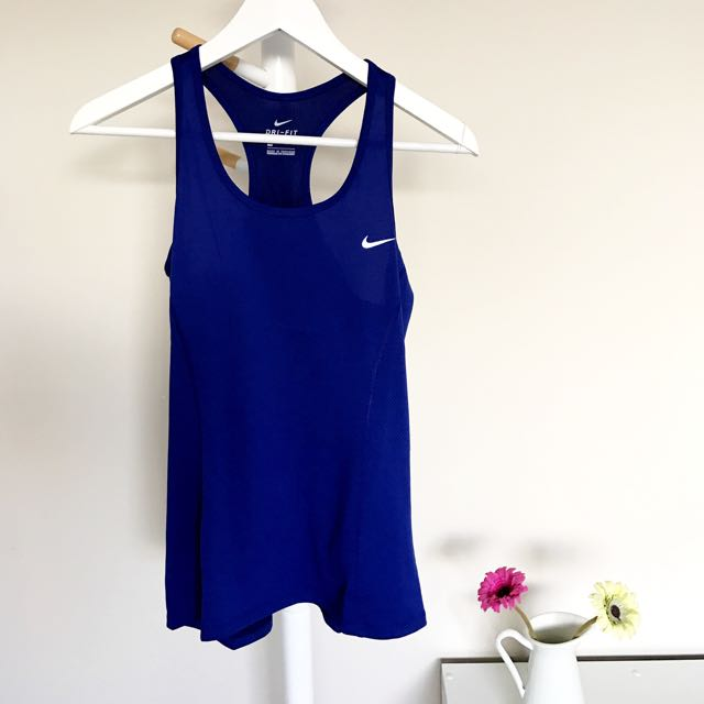 [NIKE] Dri-fit Countour Tank Top