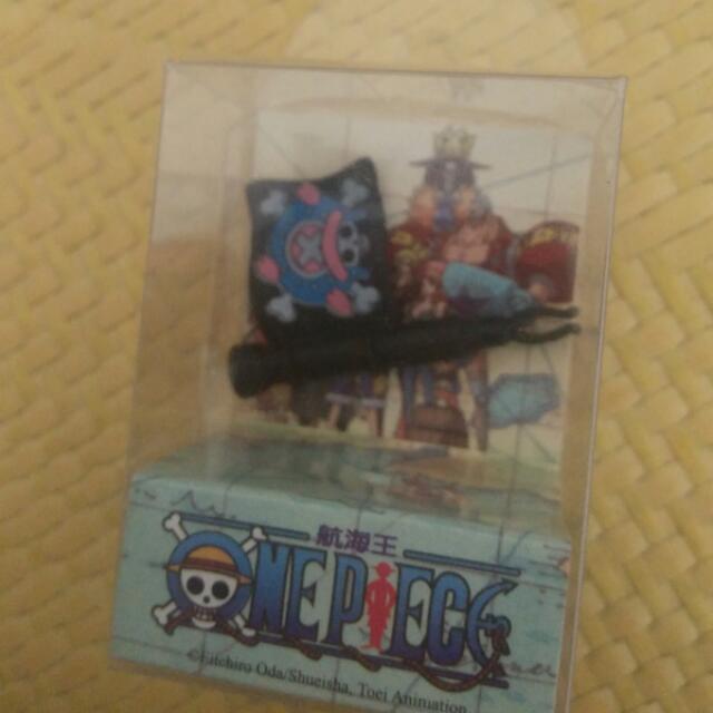 One Piece 航海王防塵塞
