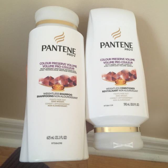 Pantene Pro-V Colour Preserve Volume