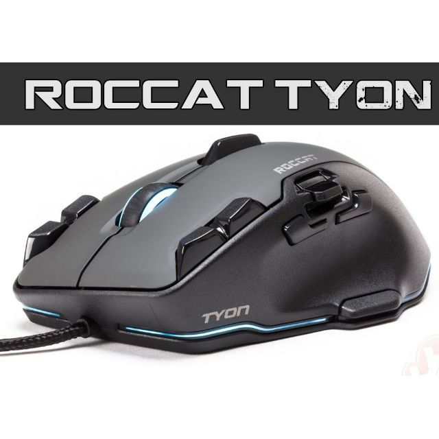 37d52e23135 PO] Roccat Tyon Multi-Button Laser Gaming Mouse, Toys & Games, Video ...