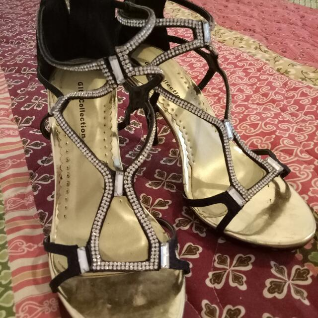 Prelove Disco Sandals GIBI