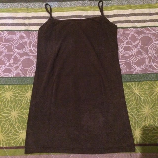 Preloved! Brown Tanktop