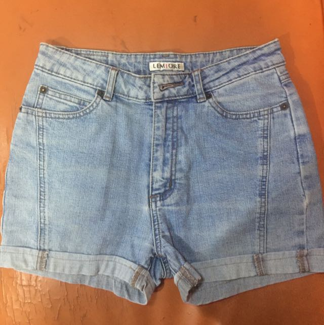 Preloved Maong Short