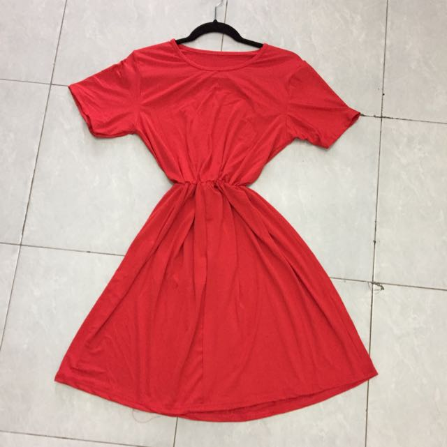 Red Dress size m