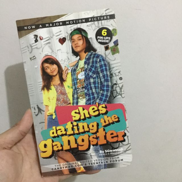 SDTG Movie Tie-In Book Cover