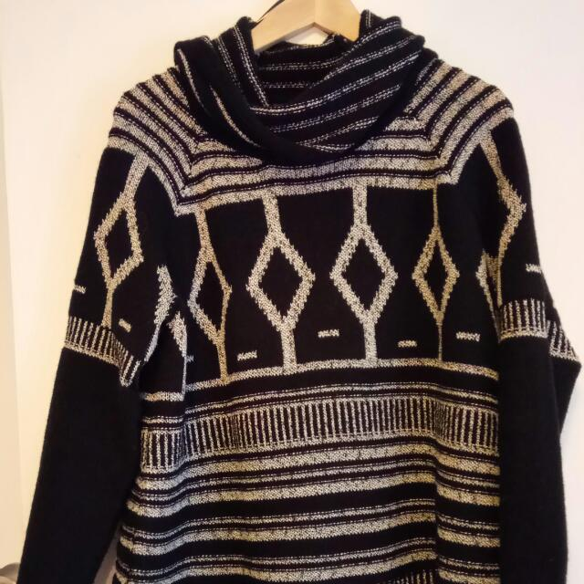 Size Small Marco Polo Knitted Jumper