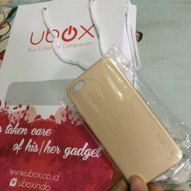 Softcase Iphone 5/s UBOX