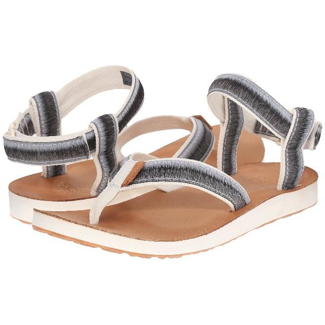 1fd110a780521 Teva Women's Original Sandal Ombre Sandal | White US10, EUR 41 ...