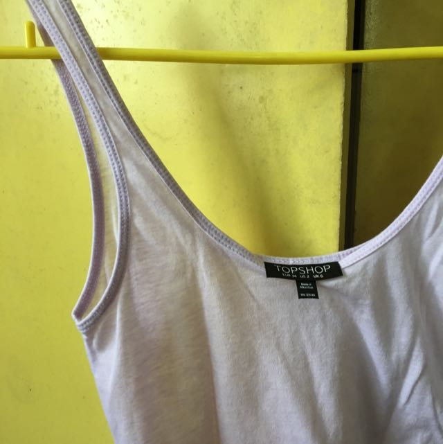 TOPSHOP Undershirt