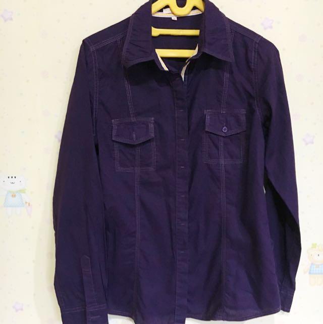 Violet Rodeo Shirt